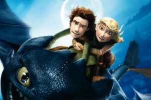 how to train your dragon movies dreamworks animated movies