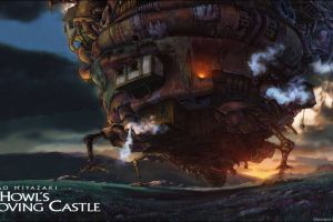 howl's moving castle anime studio ghibli