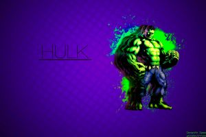 hulk marvel comics artwork