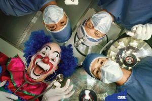 humor dark humor clowns doctors