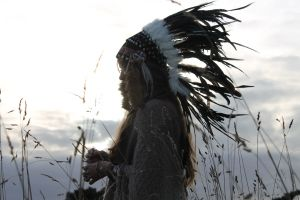 indian hat native americans indian women women outdoors headdress women
