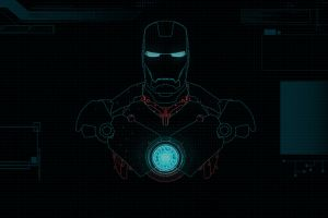 iron man marvel comics artwork