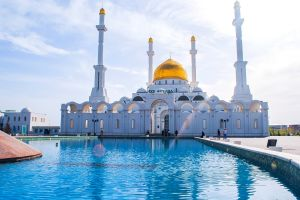 islam kazakhstan cityscape astana