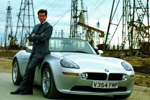 james bond pierce brosnan movies vehicle bmw car