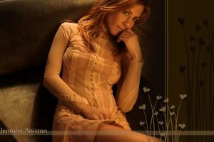 jennifer aniston celebrity dress blonde women actress