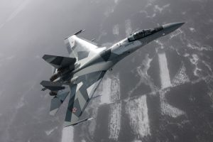 jet fighter airplane russia aircraft military military aircraft vehicle su-27