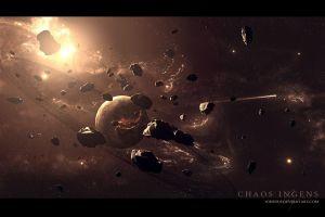 joeyjazz space planet spacescapes digital art space art