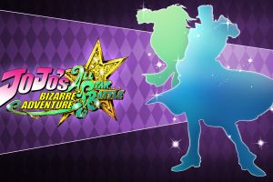 jojo's bizarre adventure: all star battle video games star platinum jotaro kujo