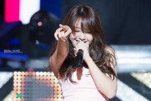 k-pop women girl's day singer