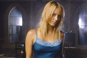 kaley cuoco celebrity model actress blonde women