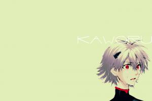 kaworu nagisa neon genesis evangelion anime
