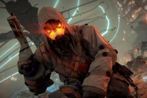 killzone 3 helghast science fiction