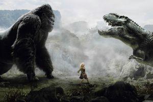 king kong dinosaurs movies 2005 (year) creature