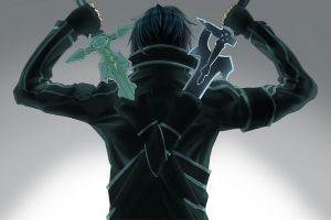 kirigaya kazuto anime video games sword art online