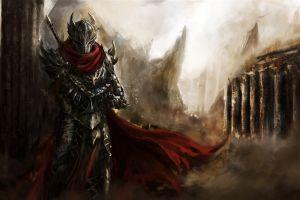 knight guild wars medieval concept art fantasy art guild wars 2 artwork