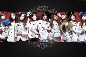 korean musician snsd model asian girls' generation singer