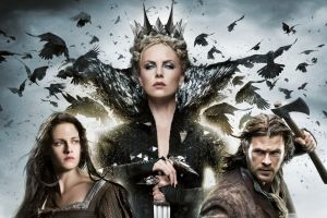 kristen stewart snow white and the huntsman charlize theron movies chris hemsworth