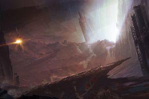 kuldar leement artwork space science fiction