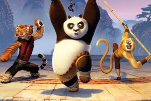 kung fu panda movies animated movies