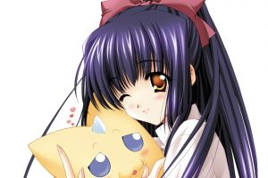 kuraki mizuna anime moonlight lady anime girls