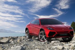 lamborghini urus red cars concept cars suv
