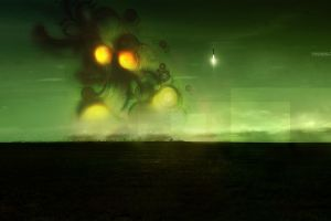 landscape artwork abstract digital art fantasy art