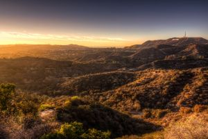 landscape california nature hollywood