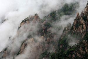 landscape china nature mountains