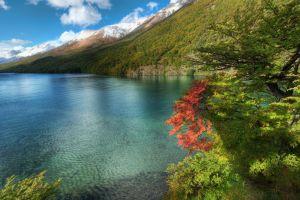 landscape coast water nature
