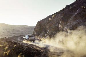landscape vehicle range rover car