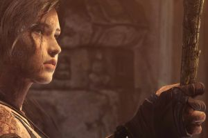 lara croft tomb raider video games