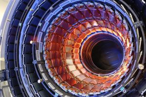 large hadron collider machine science technology