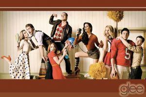 lea michele tv series glee diana agron