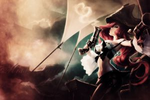 league of legends miss fortune video games