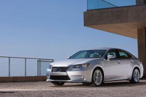 lexus es300h sedan grey cars car lexus