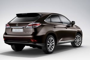 lexus lexus rx350 vehicle car