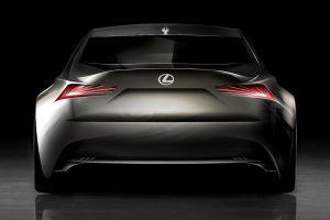 lexus lf-cc lexus concept cars