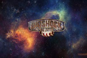lighthouse bioshock infinite stars artwork video games bioshock space