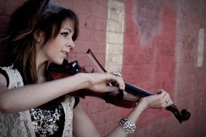 lindsey stirling wall bracelets celebrity musical instrument violin women