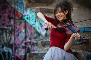 lindsey stirling women violin