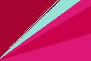 lines colorful minimalism