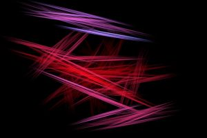 lines colorful purple abstract