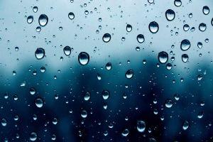 liquid water drops raindrop rain waterfall