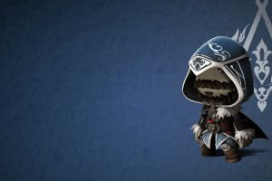 little big planet sackboy assassin's creed