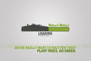 loading green environment creativity