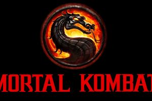 logo video games video game art mortal kombat