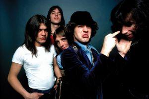 long hair men music rock bands rock & roll portrait ac/dc