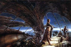 luis royo futuristic science fiction