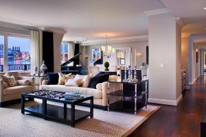 luxury interior design room