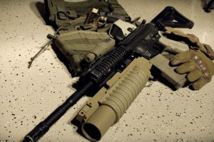 m4a4 airsoft weapon